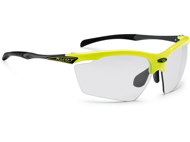 Rudy Project Agon Glasses Yellow Fluo Gloss/ImpactX Photochromic 2 Black